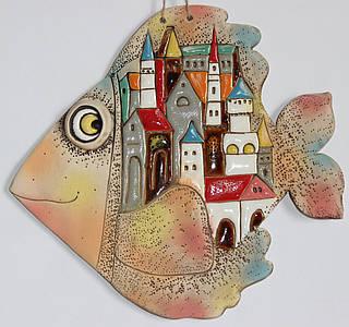 "Рыбка ""Старый город"""