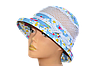 Шляпа женская Парижанка х/б незабудка