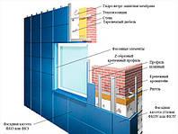 Подконструкции вентилируемых фасадов