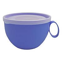 Алеана Чашка с крышкой 0.5 л