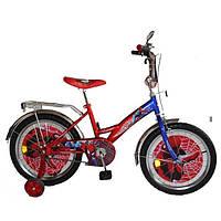 Велосипед Спайдермен 14
