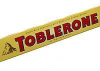 Молочный шоколад Toblerone с медом, миндалем, нугой 50 gr