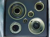 Комплект поршней DP0 AL4 7pcs. Производитель NAK.