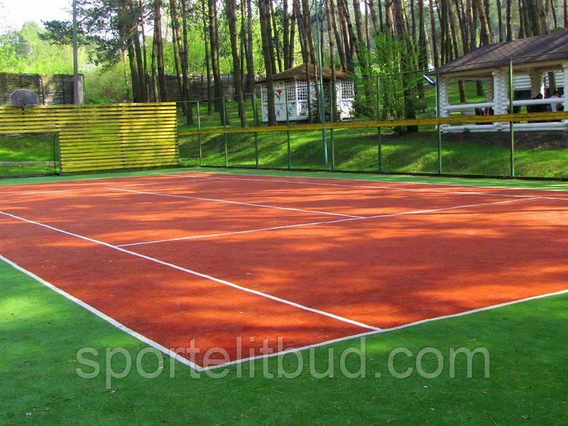 Штучна трава для тенісного корту