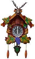 Часы с кукушкой, настенные 360х620х200