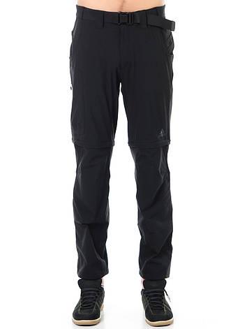 Брюки-шорты Adidas Men's Hiking Flex Zip-Off Pants, фото 2