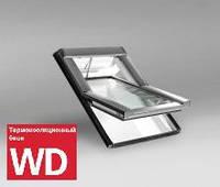 Мансардное окно ПВХ Roto Designo R65 К WD 5/7