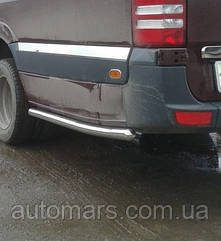 Бічна захист за заднім колесом VW Crafter