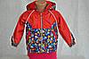 Курточка дитяча утеплені на флісі унісекс