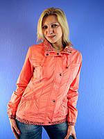 Женская весенняя, летняя ветровка YLANNI 282, XL-6XL (куртка: 100% хлопок) Ylanni, Janiсa, Mishele, Symonder