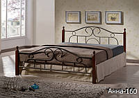 """Кровать кованая """"Анна-160"""""""