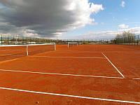 Грунтові тенісні корти - будівництво та обслуговування, фото 1
