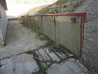 Строительство и монтаж забора, опорных стен