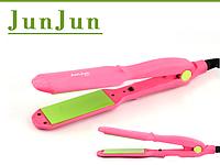 Стайлер гофре для волос Jun Jun JJ-8807, плойка для волос гофре, щипцы гофре, стайлер гофре