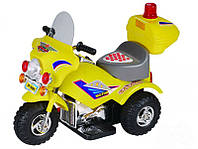 Мотоцикл M-026 аккум. 6V-10AH, 35W, 3 км/ч,до 30кг, 123*58*82см