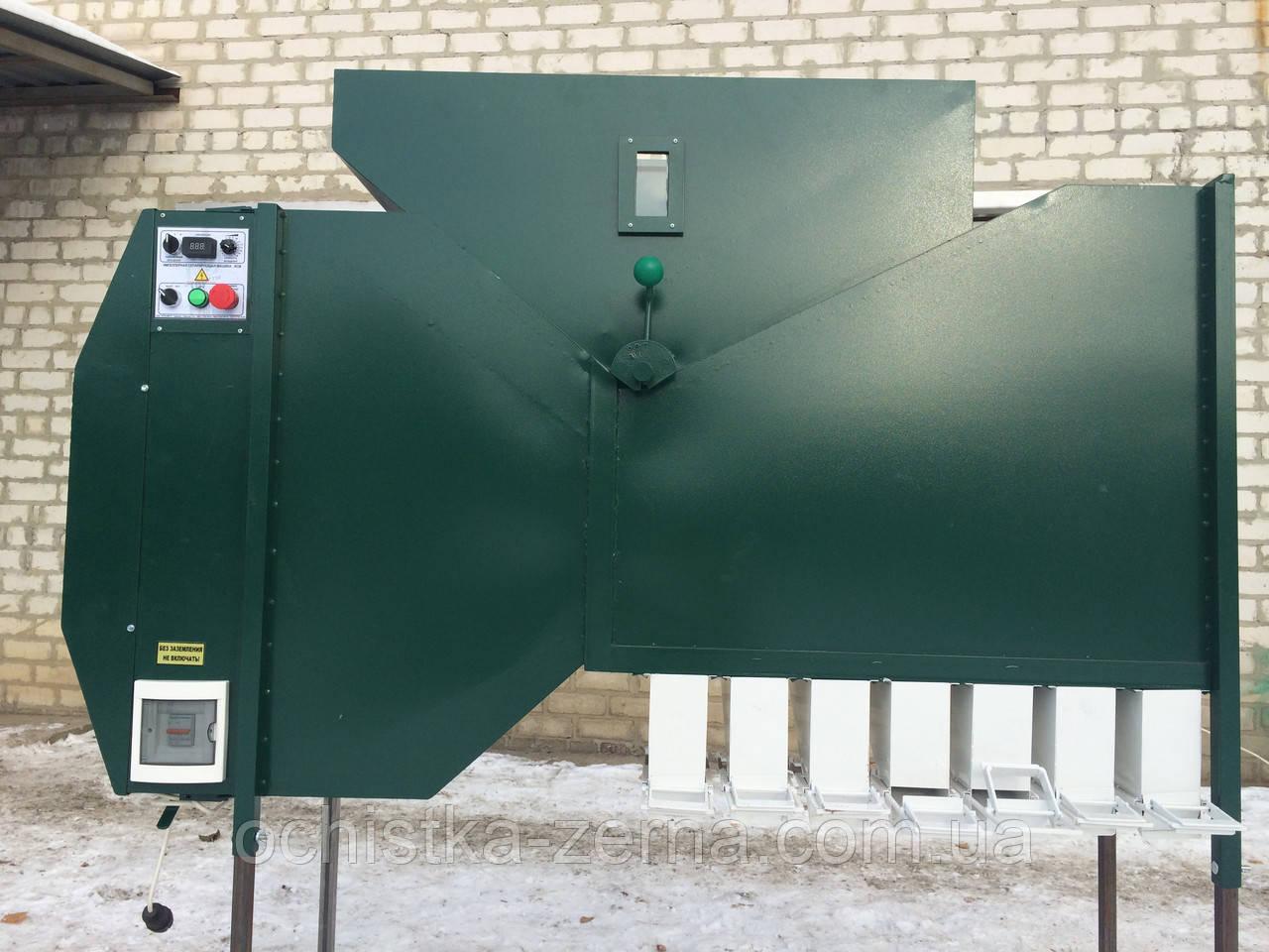 Зерноочисне обладнання ІСМ-10