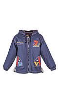Куртка демисезонная на мальчика 98