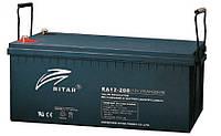 Аккумулятор 12В 200Ач Ritar DC12-200