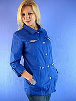 Женская весенняя, летняя ветровка YLANNI 950, XL-6XL (куртка: 100% хлопок) Ylanni, Janiсa, Mishele, Symonder