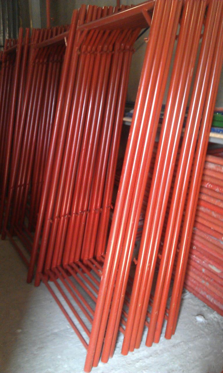 Леса для отделочных работ 30х8 м