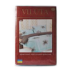 Комплект постельного белья Viluta Ранфорс 9987, фото 3