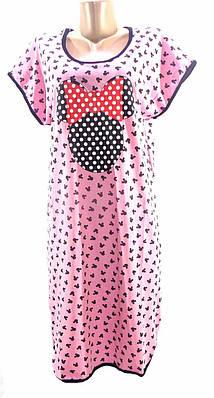 Женская ночная сорочка р. 40-52