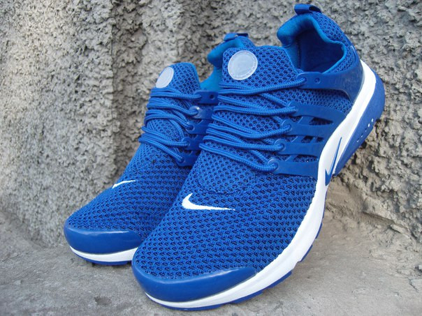 9dd5c4bfc882 Кроссовки мужские Nike AIR Presto синие (размеры 41-44)