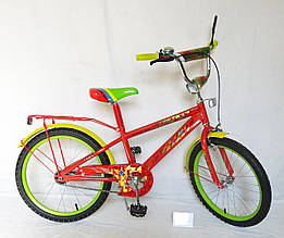 Двухколесный велосипед Extreme Motion