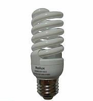 Энергосберегающая лампа ROILUX  15w mini   4100k E-27