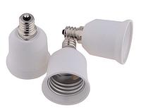 Переходник для ламп с цоколя Е27 на Е14