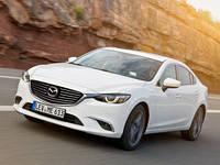 Автомобильные чехлы Mazda 6 2013 Sedan