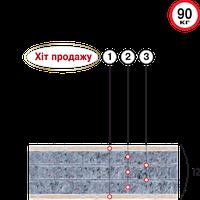 Матрац СТАНДАРТ 190*120 Велам