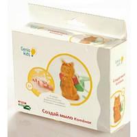 Набор для детского творчества Genio Kids Фабрика мыловарения Котёнок