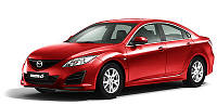 Автомобильные чехлы Mazda 6 2010 Sedan, фото 1