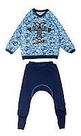 Пижама с начесом