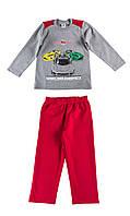 Пижама для мальчика 128