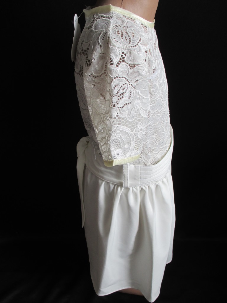 d812d23dedd Нарядное белое платье для девочки.