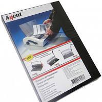 Обложки для переплета пластиковая прозрачная А4 Agent  200 мк