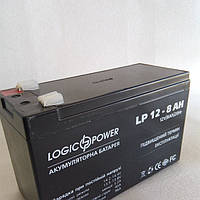 Аккумулятор 12V8Ah LogicPower.