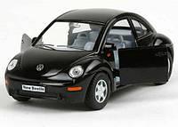 Металлическая машинка Kinsmart Volkswagen New Beetle