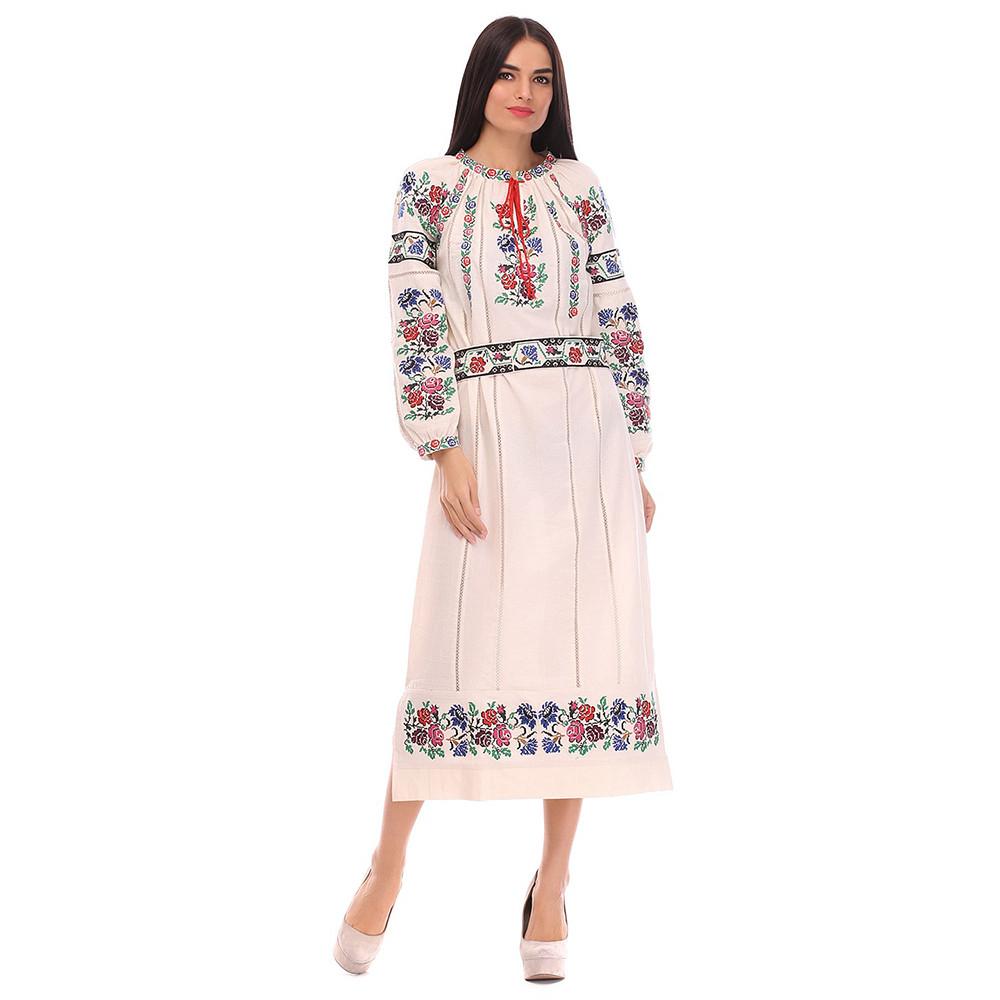 Жіноче сукня з вишивкою