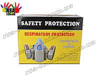 Полумаска респиратор защитный в комплекте А1