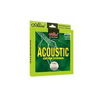 Струны для акустической гитары Alice A408L бронза (12-53)