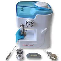 Мини швейная машинка FHSM-988, маленькая швейная машинка Sewing machine, швейная машинка для дома