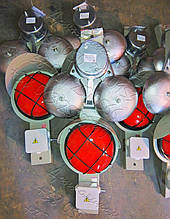 ПС-1 пост сигнальный со звонком МЗМ