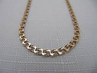 Цепочка золотая 585* ГАРИБАЛЬДИ (12623)