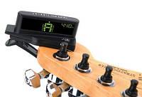 Автоматический цифровой гитарный тюнер