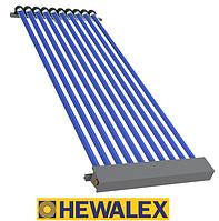 Вакуумный трубчатый солнечный коллектор Hewalex KSR 10