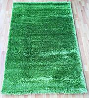 Ковры полиэстер зеленый Liza-max
