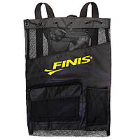 Сумка-рюкзак Finis Ultra Mesh Backpack Black/Black 1.25.022.007